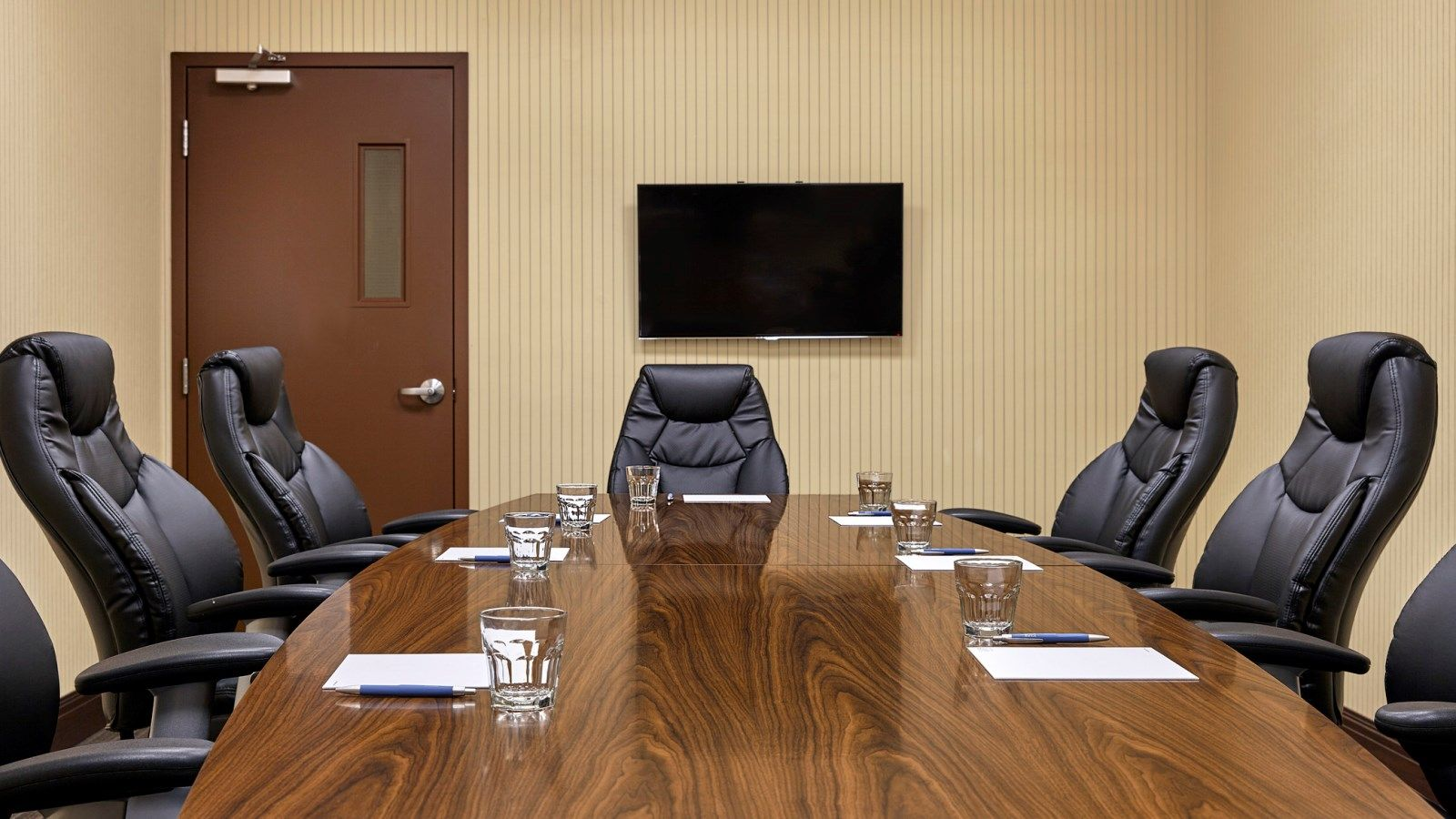 Meeting Rooms Regina - Boardroom
